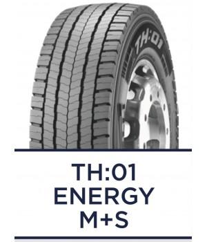 315/70R22.5 Pirelli TH01Y Proway 154/150L(152M) M+S Автошина Pirelli