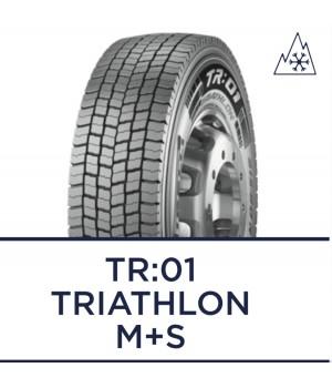315/80 R22.5 TL 156/150L TR01 Pirelli M+S Автошина
